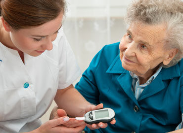 Tips for Providing Care to Seniors with Diabetes