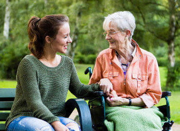 How To Care For Seniors With Multiple Sclerosis