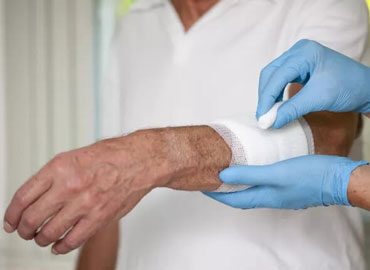 Preventing and Treating Skin Tears in Older Adults